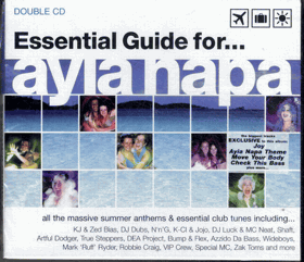 CD - Essential Guide for ... ayia napa