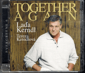 CD - Láďa Kerndl - Tereza Kerndlová - Together Again
