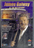 DVD - James Galway - At the Waterfront