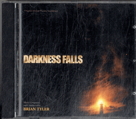 CD - Original Motion Picture Soundrack - Darkness Falls
