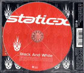CD - STATIC - X - Black And White