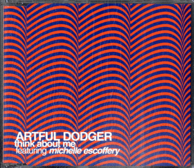 CD - Artful Dodger - Think About me