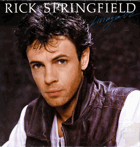LP - Rick Springfield - Living In Oz