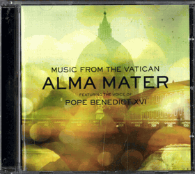 CD - MUSIC FROM THE VATICAN