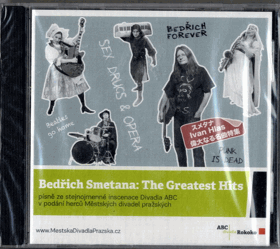 CD -Bedřich Smetana - The Greatest Hits