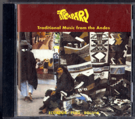 CD - Traditional Music from the Andes