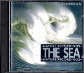 CD - The Sea - Nature Recordings
