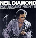 2 LP - Neil Diamond - Hot August Night II - Live