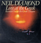 2 LP - Neil Diamond - Love at the Greek