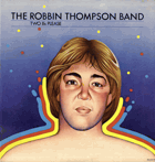 LP - The Robbin Thompson Band - Two Bs Please