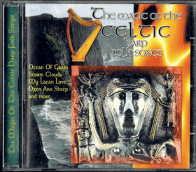 CD - The Magic Of The Celtic