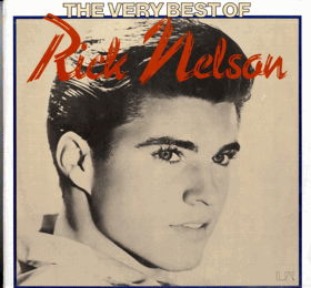LP - Rick Nelson - The Very Best Of