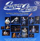 LP - Super Stars - The Rock´n´Roll Ery Live In Concert
