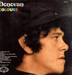 LP - Donovan - Colours