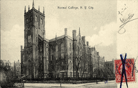 Normal College, N.Y. City (pohled)