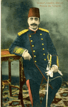 Prince de Turquie (pohled)