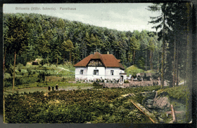 Bílovice - Forsthaus (pohled)