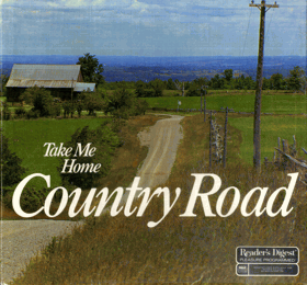8 LP - Take Me Home Country Road