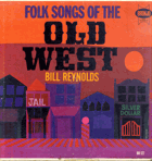 LP - Folk Songs Of The Old West