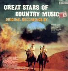 LP - Great Stars Of Country Music
