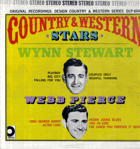 LP - Country a Western Stars