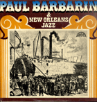 LP - Paul Barbarin - New Orleans Jazz