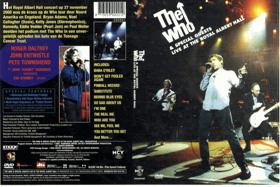 2 DVD - The Who