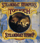 LP - Steamboat Stompers a Tony Brych