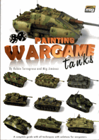 Painting Wargame Tanks - anglicky