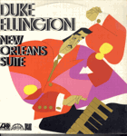 LP - Duke Ellington - New Orleans Suite
