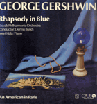 LP - George Gershwin - Rhapsody in Blue