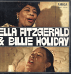 LP - Ella Fitzgerald a Billie Holiday