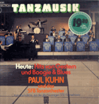 LP - Tanzmusik - Paul Kuhn