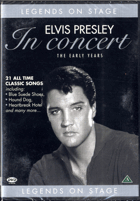 DVD - Legends On Stage - Elvis Presley In concert - NEROZBALENO !