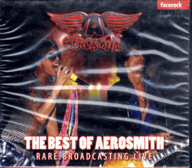 CD - The best Of Aerosmith - NEROZBALENO