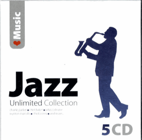 5CD - JAZZ Unlimited Collection