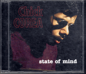 CD - Chick Corea - State Of Mind