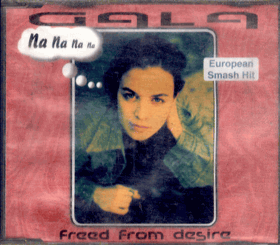 CD - Gala - Freed From Desire