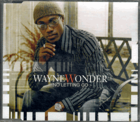 CD - Wayne Wonder - No Letting Go