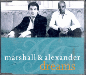 CD - Marshall a Alexander - Dreams
