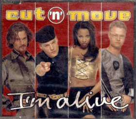 CD - Cut ´n´ move - Im Alive
