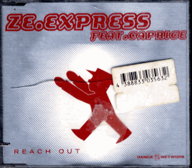 CD - Ze.Express - Peat Caprice