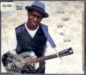 CD - Keb´mo´ - More Than One Way home