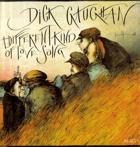 LP - Dick Gaughan - A Different Kind Of Love Song