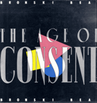 LP - Bronski Beat - The Age Of Consent