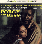 LP - The Samuel Goldwyn - Porgy and Bess