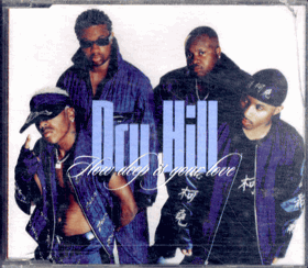 CD - Dru Hill - How deep is youe love