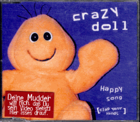 CD - Crazy Doll - Happy Song
