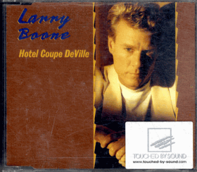 CD - Larry Boone - Hotel Coupe DeVille