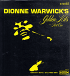 LP - Dionne Warwick´S - Golden Hits - Part One
